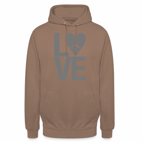 Mountain Love - Unisex Hoodie