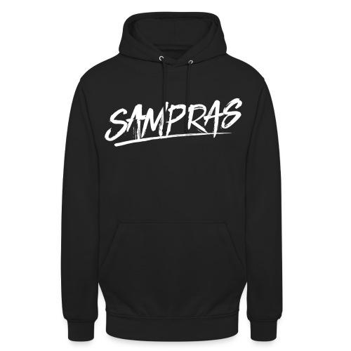 Sampras Logo - Unisex Hoodie