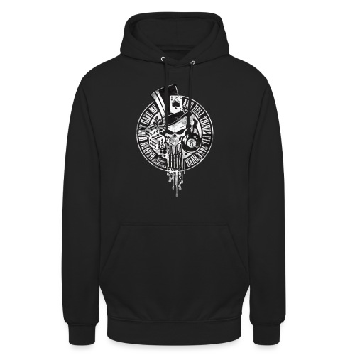Kabes Heaven & Hell T-Shirt - Unisex Hoodie