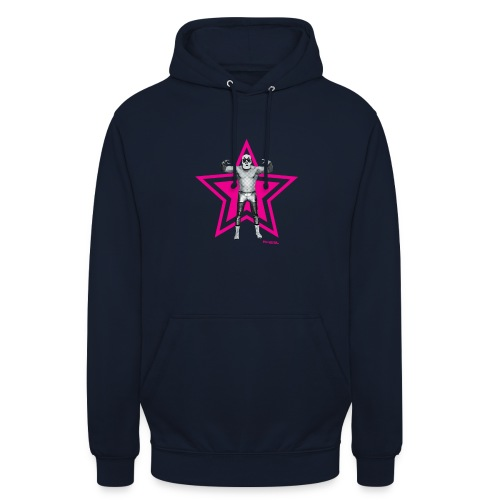 Hazy Logo - Unisex Hoodie