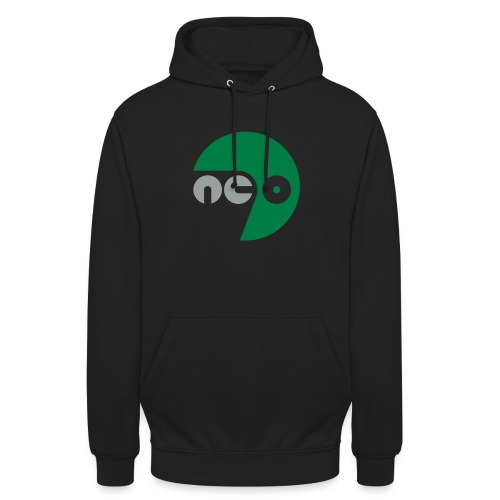 neo7 logo color - Unisex Hoodie