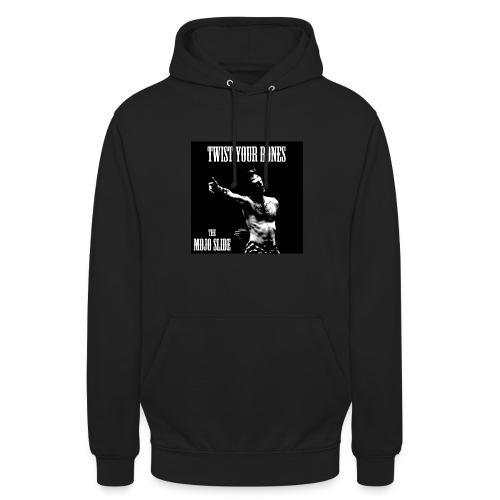 Twist Your Bones - Design 1 - Unisex Hoodie