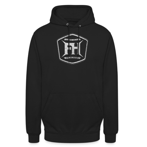 FH Vintage Logo - Unisex Hoodie