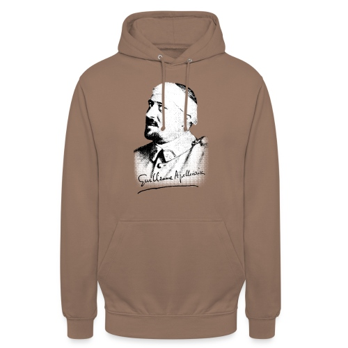 Débardeur Femme - Guillaume Apollinaire - Sweat-shirt à capuche unisexe