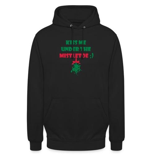 mistletoe - Unisex Hoodie