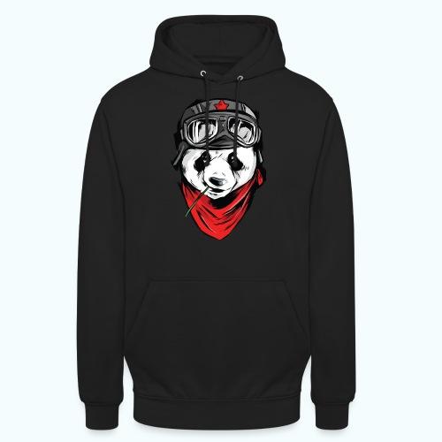 Panda pilot - Unisex Hoodie