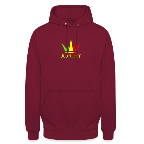 JorleYLogo4 - Sweat-shirt à capuche unisexe
