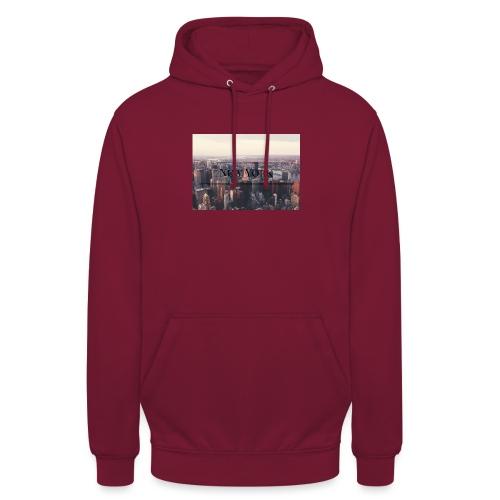 spreadshirt - Sweat-shirt à capuche unisexe