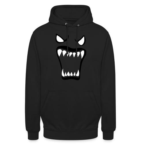 Monsters running wild - Luvtröja unisex
