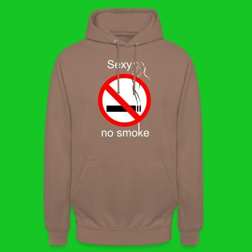 Sexy no smoke - Hoodie unisex