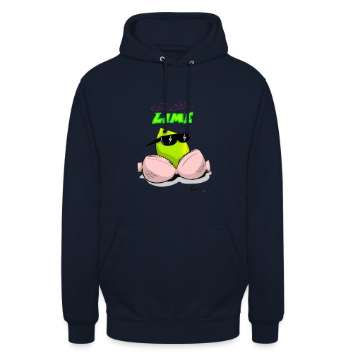 Slutty Lime - Hættetrøje unisex