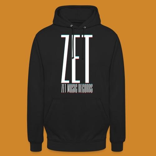 ZET RECORDS FULL PRINT - Unisex Hoodie