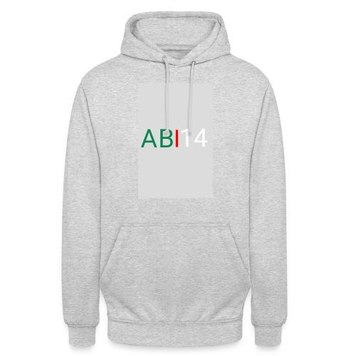 ABI14 - Sweat-shirt à capuche unisexe