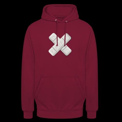 Xanax X Logo - Unisex Hoodie