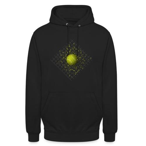 Balle de TENNIS - Sweat-shirt à capuche unisexe