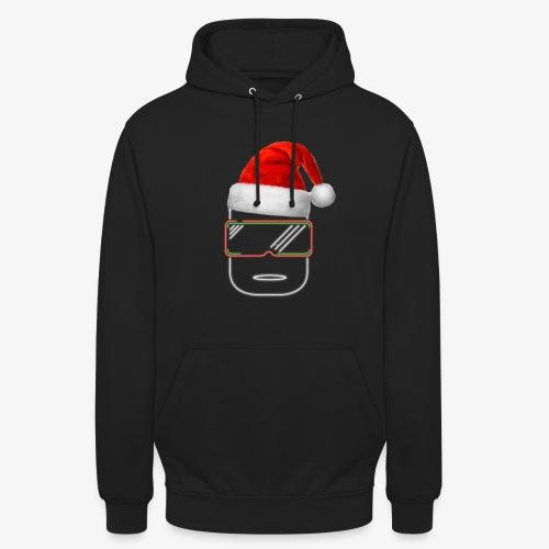 Die Zock Stube - Robot-Head Christmas - Unisex Hoodie