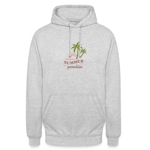 Summer paradise - Unisex Hoodie