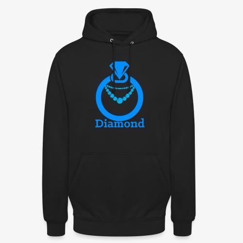 Diamond - Unisex Hoodie