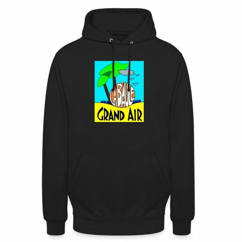 Grand-Air - Sweat-shirt à capuche unisexe