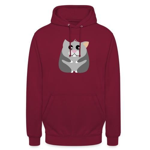 Kleiner Hamster - Unisex Hoodie