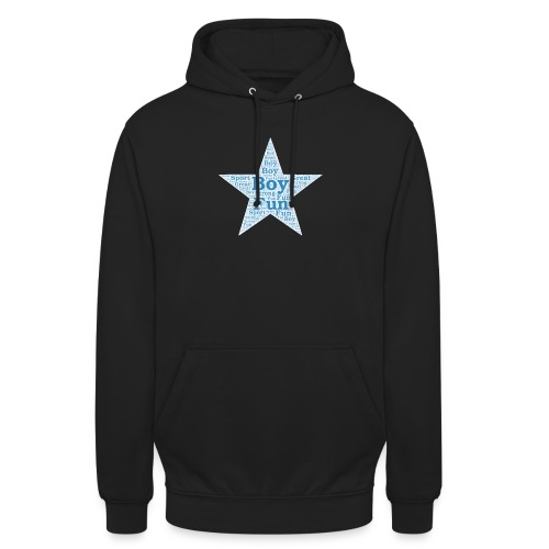 A star is born - Hoodie unisex