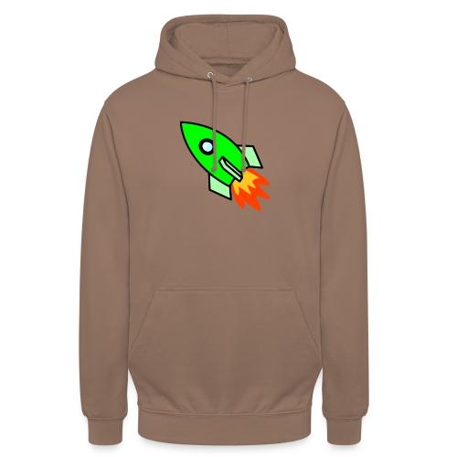 neon green - Unisex Hoodie