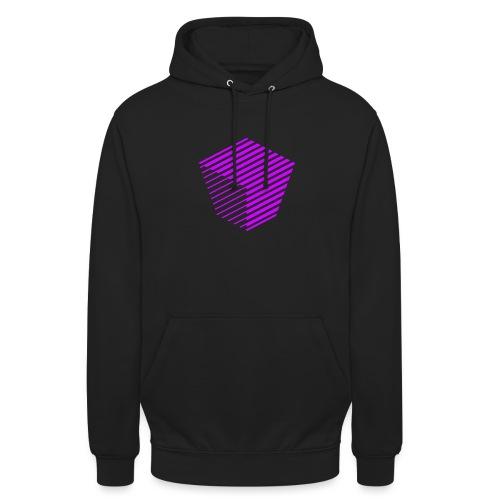 KUBUS Signature_purple - Unisex Hoodie