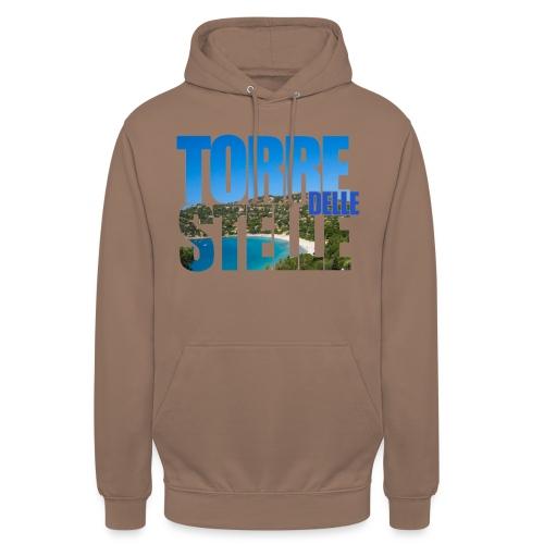 TorreTshirt - Felpa con cappuccio unisex