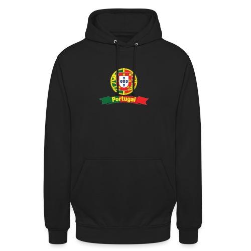 Portugal Campeão Europeu Camisolas de Futebol - Unisex Hoodie