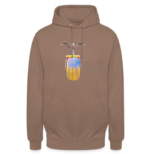 Scooter - Sweat-shirt à capuche unisexe