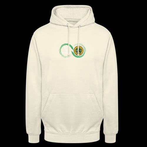 Harp and French CSC logo - Sweat-shirt à capuche unisexe
