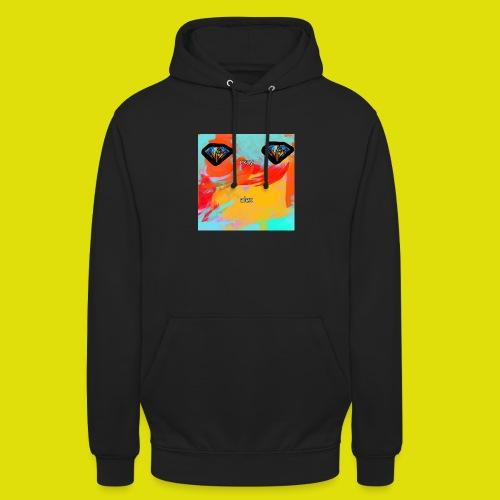 grey hoodie youtube logo - Unisex Hoodie