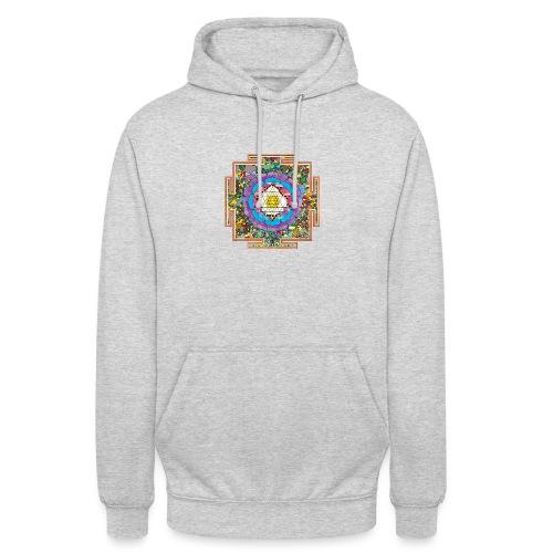 buddhist mandala - Unisex Hoodie