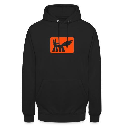 logoforgegoerger poincon - Sweat-shirt à capuche unisexe