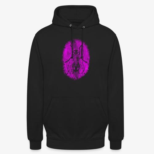 Fluga Purple - Luvtröja unisex
