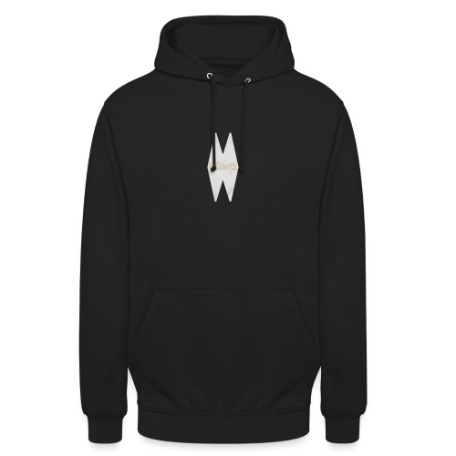 MELWILL white - Unisex Hoodie