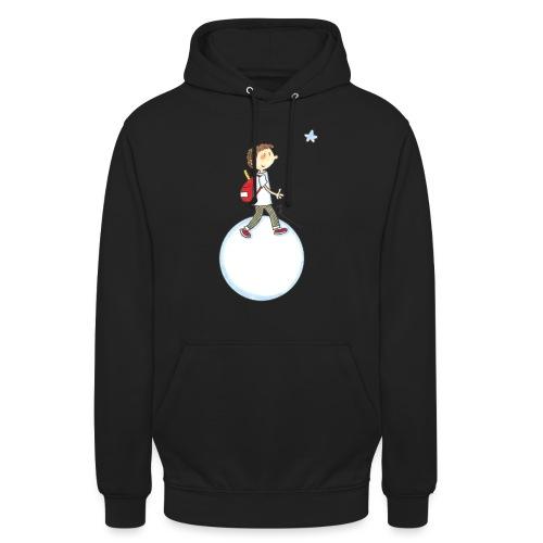 2021 08 Planète - Sweat-shirt à capuche unisexe