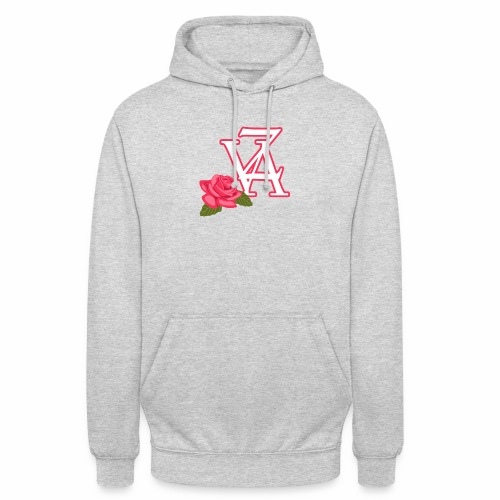 Rose of life - Sweat-shirt à capuche unisexe