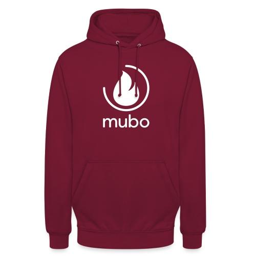 mubo logo - Unisex Hoodie