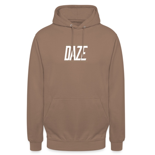 Daze classic - Sweat-shirt à capuche unisexe