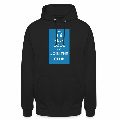 Join the club - Unisex Hoodie