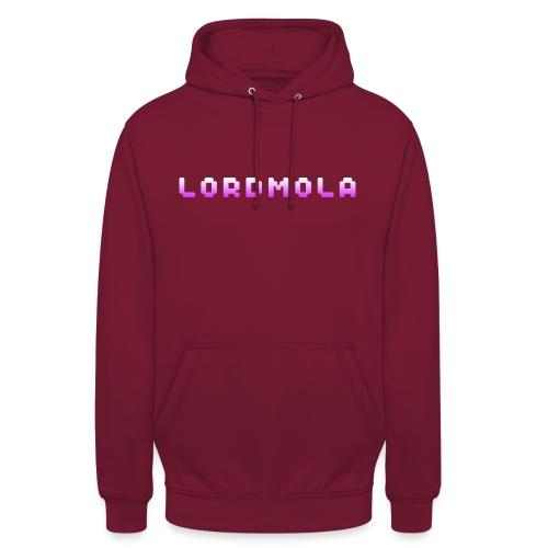 LordMola Original Logo-edition - Luvtröja unisex