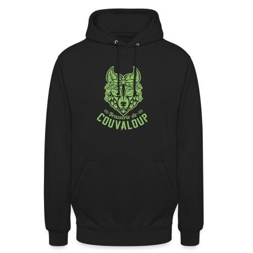 Simple Green Staff Logo - Sweat-shirt à capuche unisexe