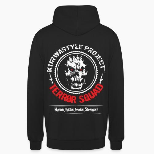 Kurwastyle Project - Terror Squad - Unisex Hoodie