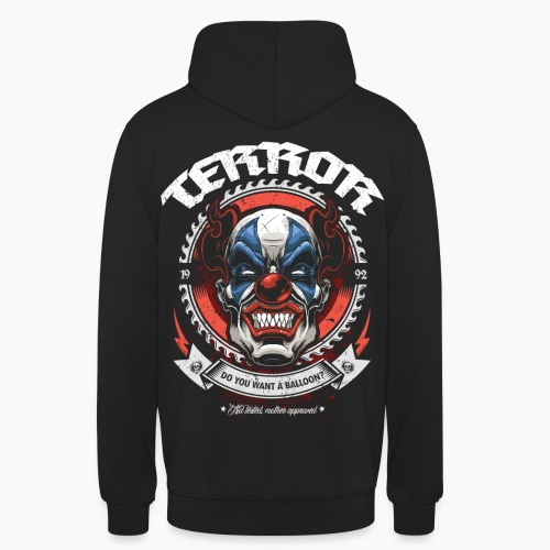 Terror - Do You Want A Balloon? - Unisex Hoodie