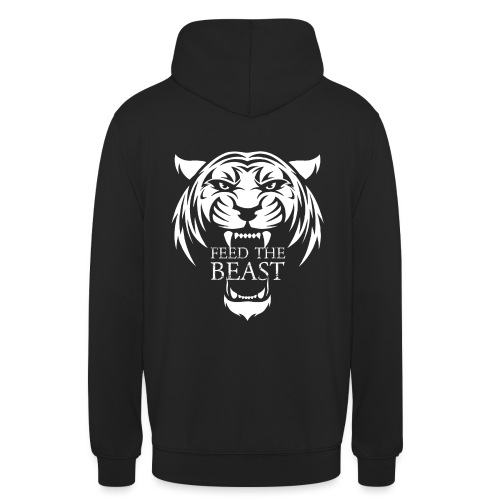 STRONGER - Feed The Beast - Hoodie unisex