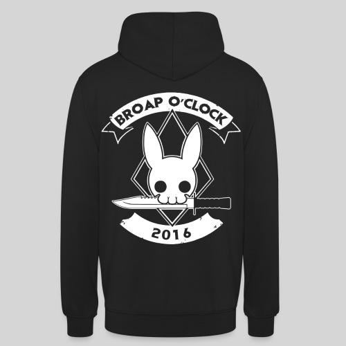 Broap O'Clock - Unisex Hoodie