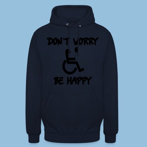 dontworry - Hoodie unisex