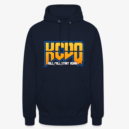 KCDQ , v1.0 , - Sweat-shirt à capuche unisexe