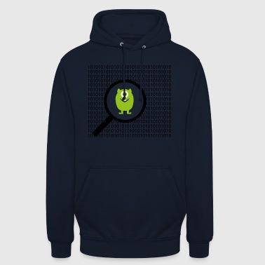2541614 129994528 bug dans le code - Sweat-shirt à capuche unisexe